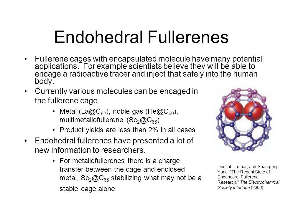 Endohedral Fullerenes