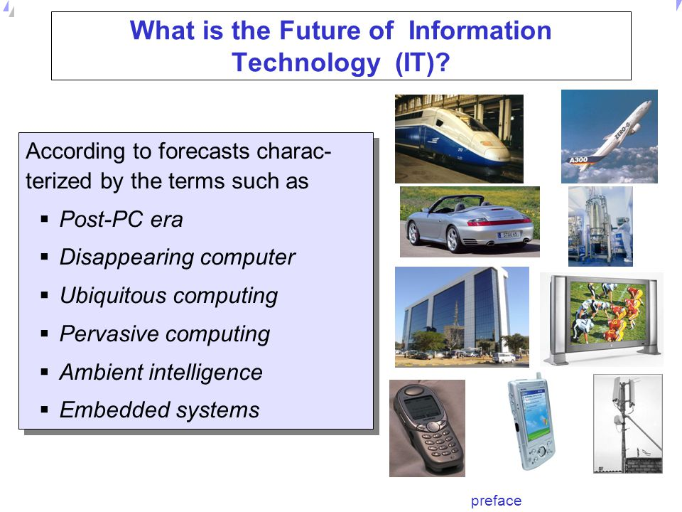 What is the Future of Information Technology (IT)