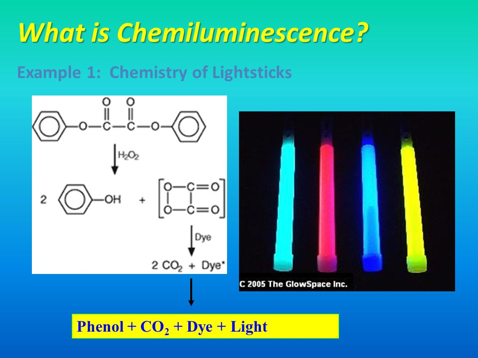 What is Chemiluminescence