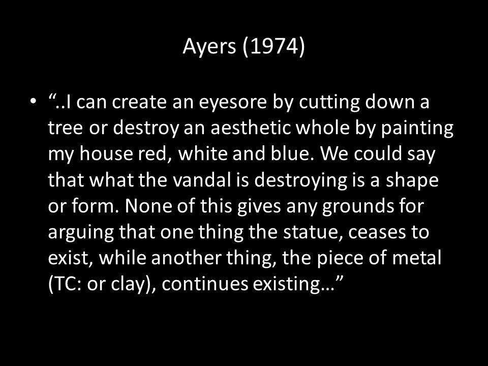 Ayers (1974)