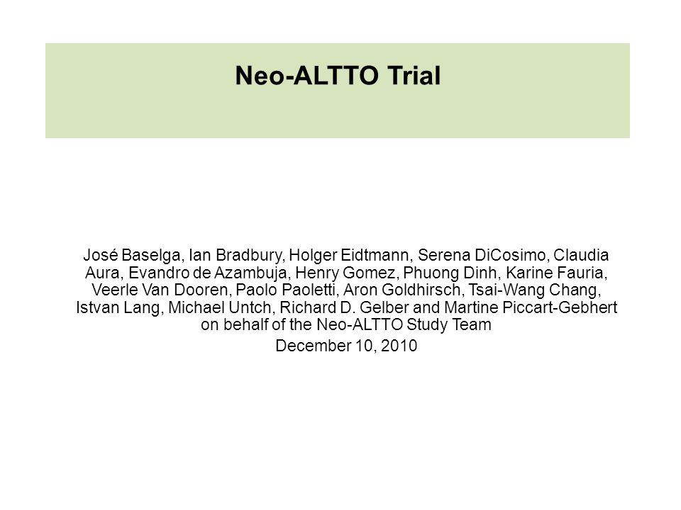 Neo-ALTTO Trial