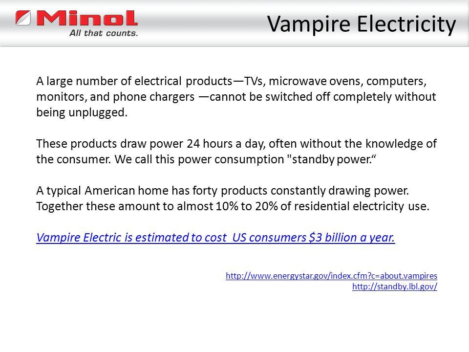 Vampire Electricity