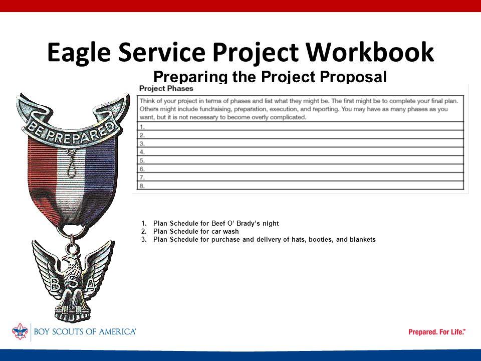 Eagle Service Project Workbook