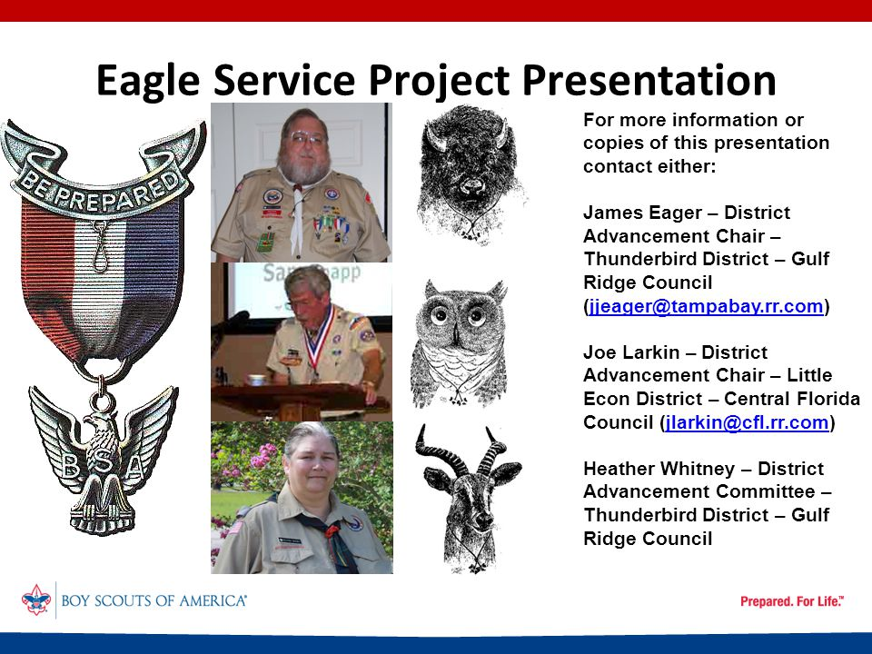 Eagle Service Project Presentation