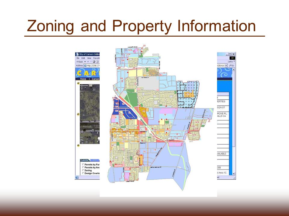 Zoning and Property Information