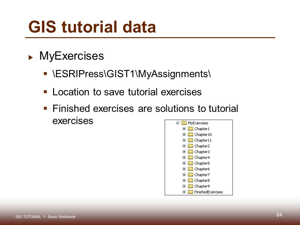 Gis tutorial 1 lecture 1 introduction to gis ppt video online 84 gis sciox Gallery