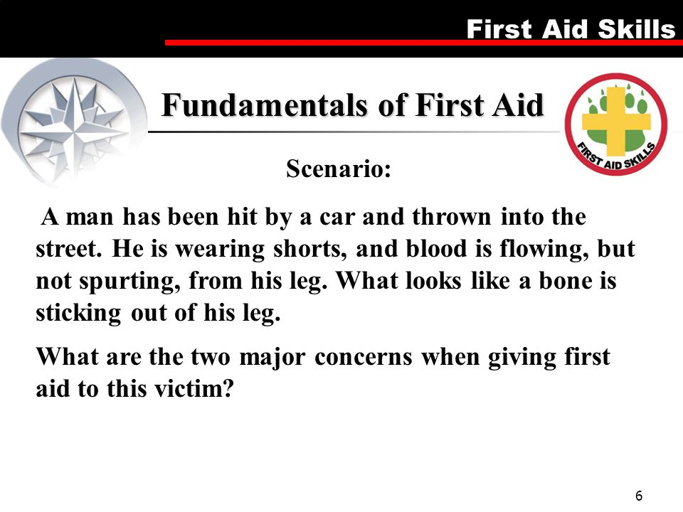 Fundamentals of First Aid