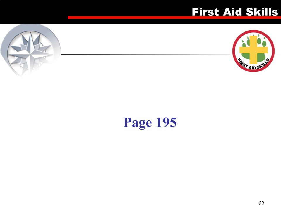 Page 195 Firsd Aid Skills