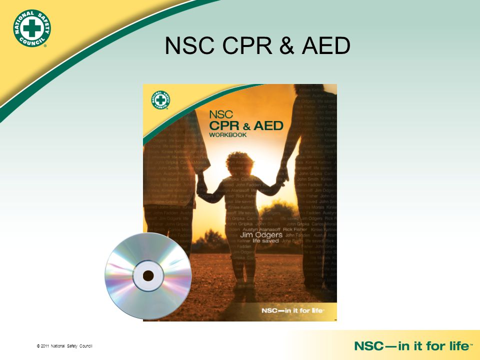 NSC CPR & AED