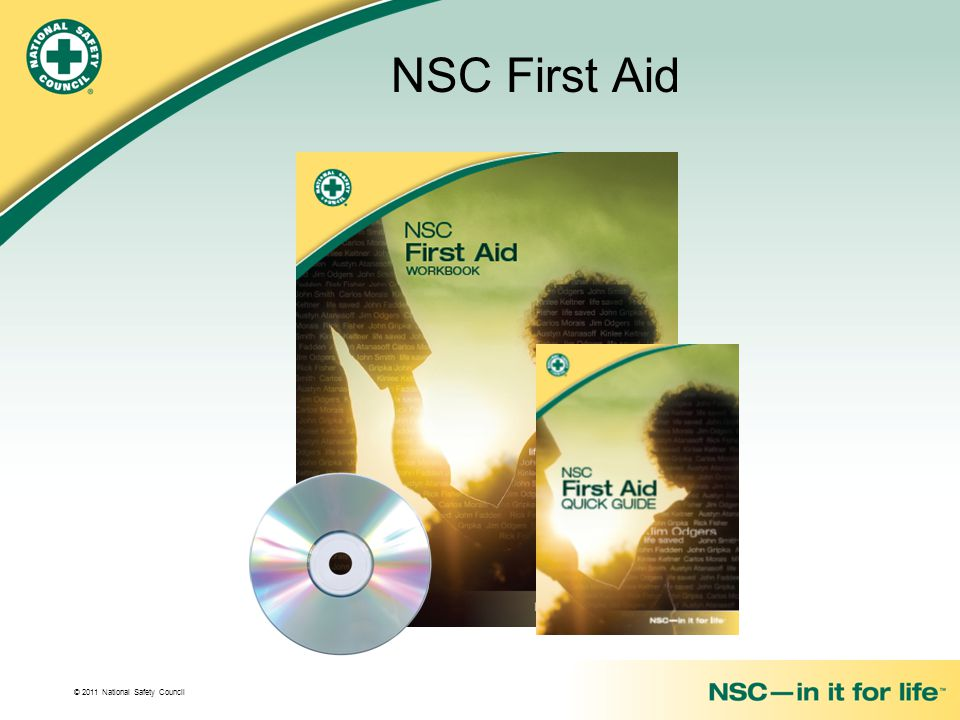 NSC First Aid
