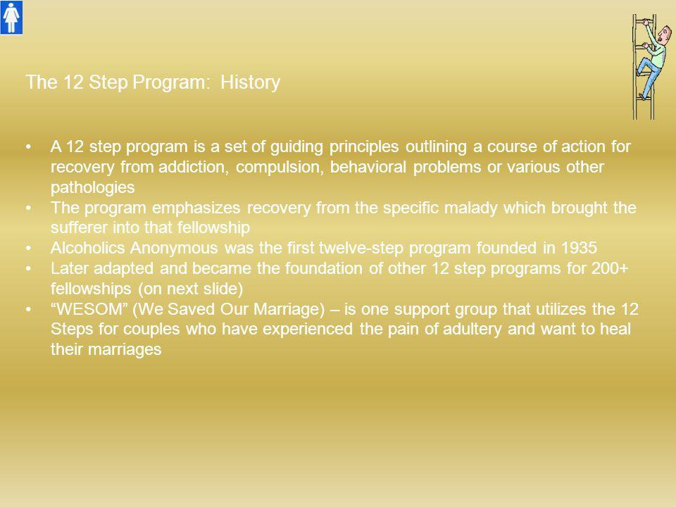 The 12 Step Program: History