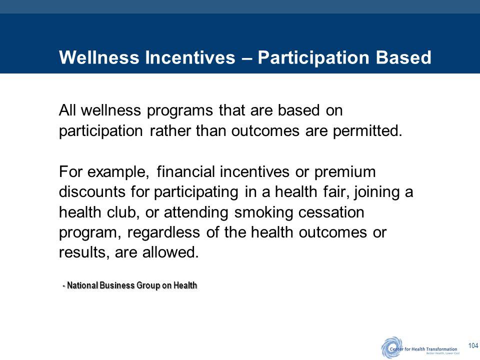 Rewards & Incentives for Smoking Cessation