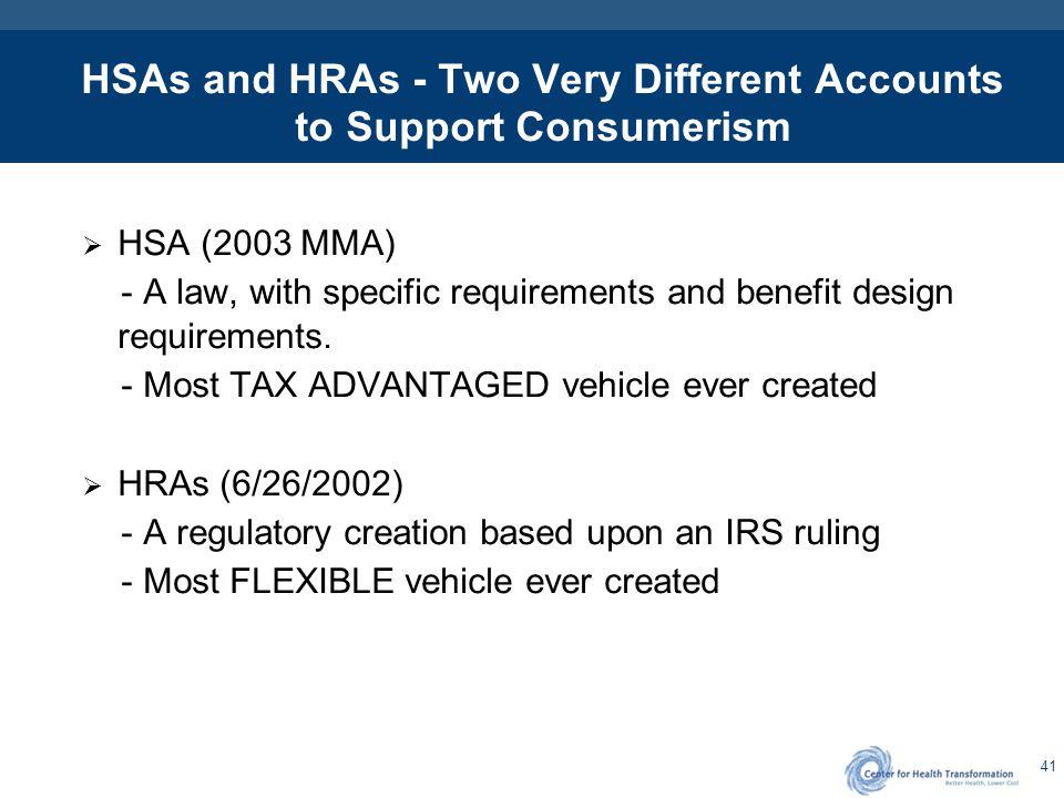 Health Savings Accounts – Advantage Employees