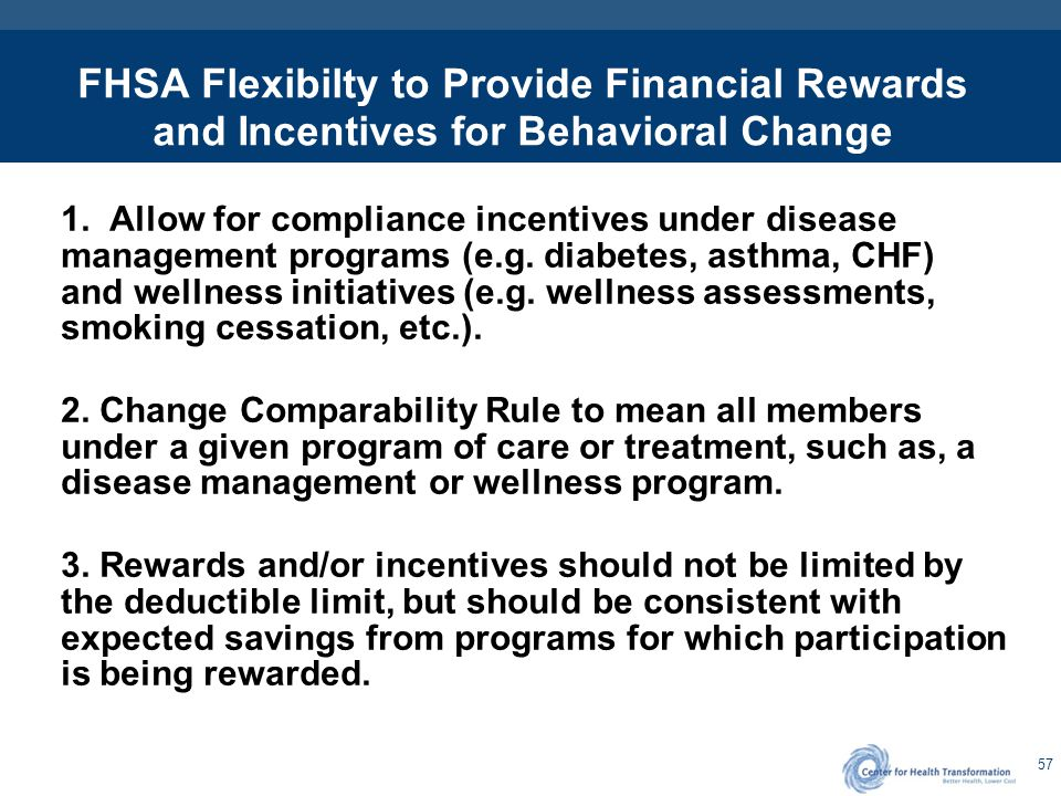 FHSA Flexibility to Encourage Employer Contributions to Healthcare