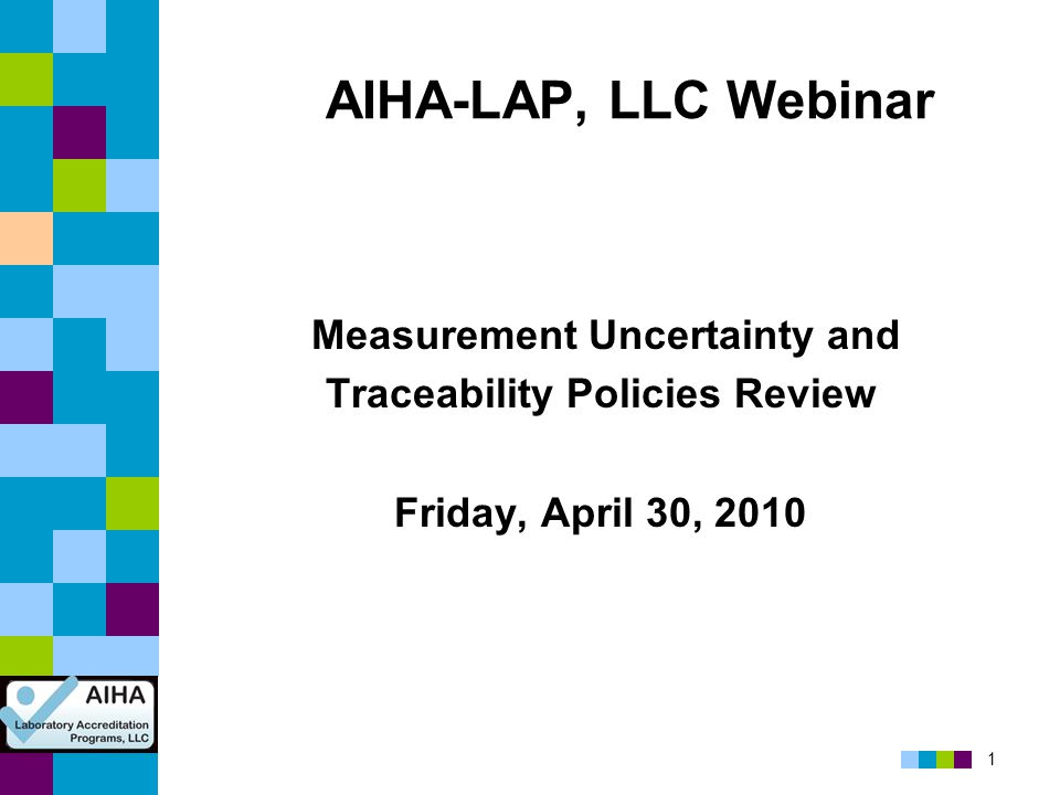 Traceability Policies Review