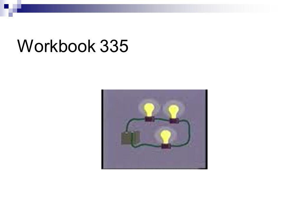 Workbook 335
