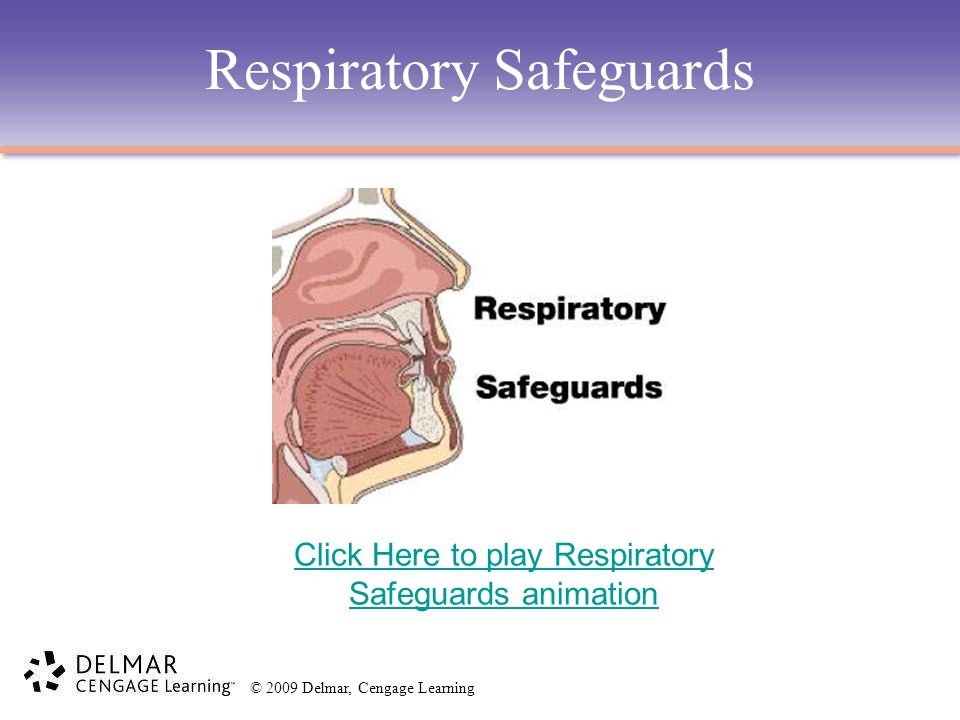 Respiratory Safeguards