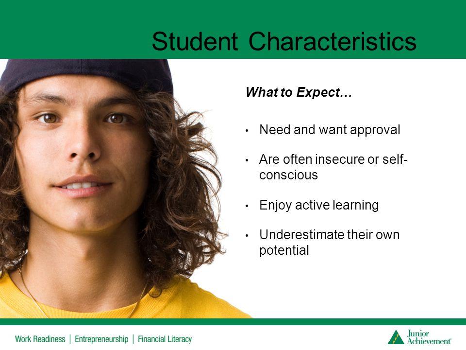 Student Characteristics
