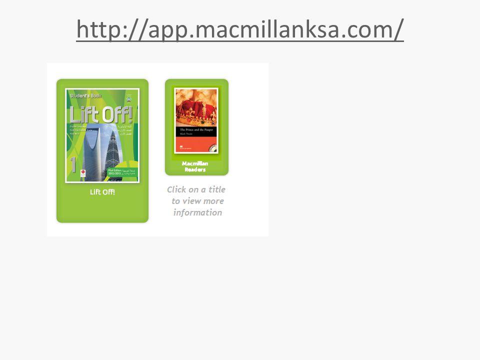 http://app.macmillanksa.com/ App site