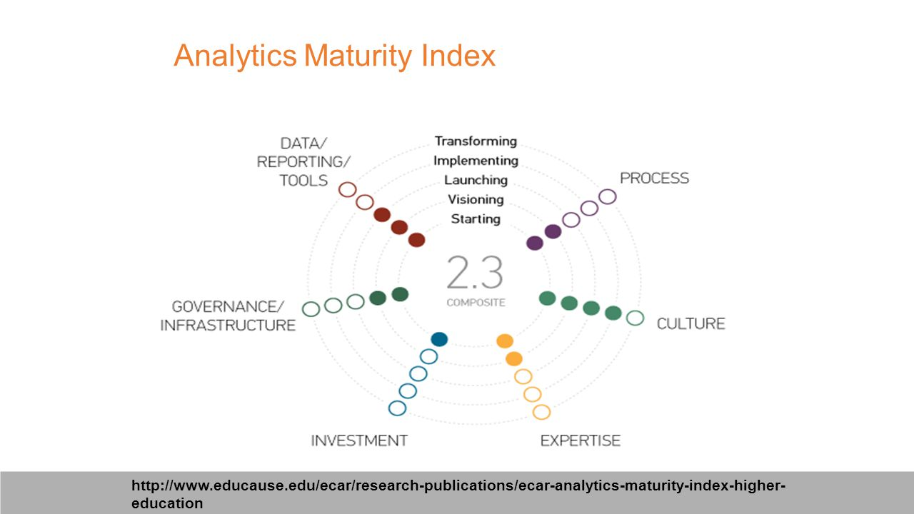 Analytics Maturity Index