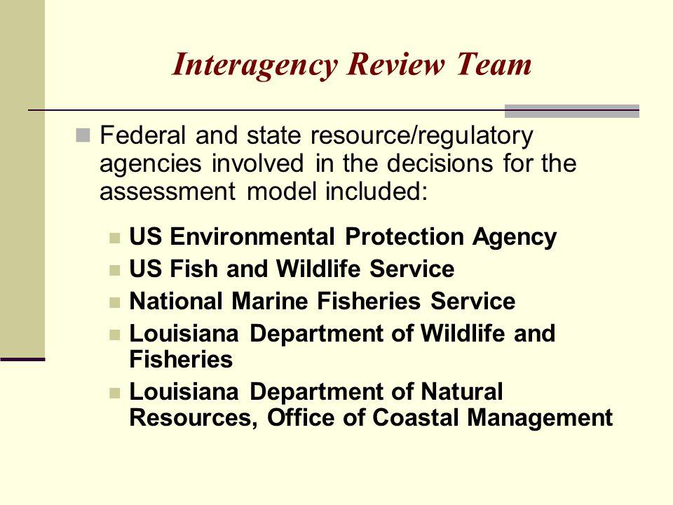 Interagency Review Team