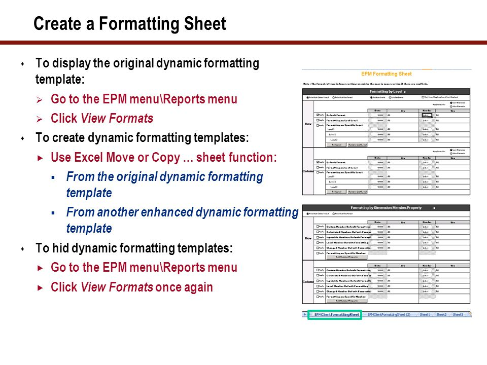Multiple reports on one worksheet