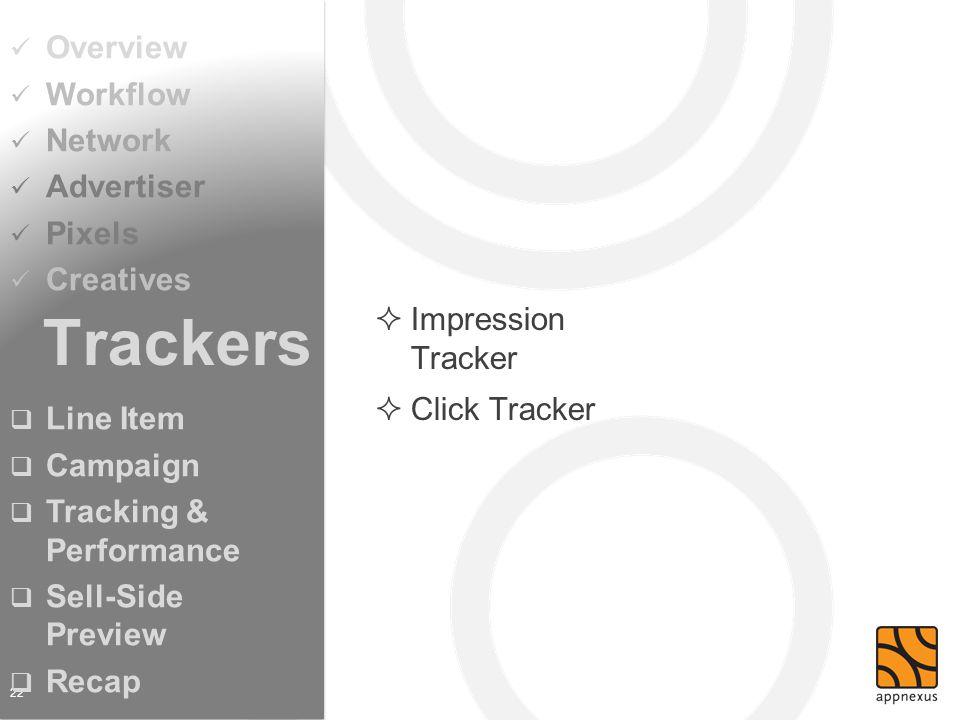 Impression Tracker Click Tracker