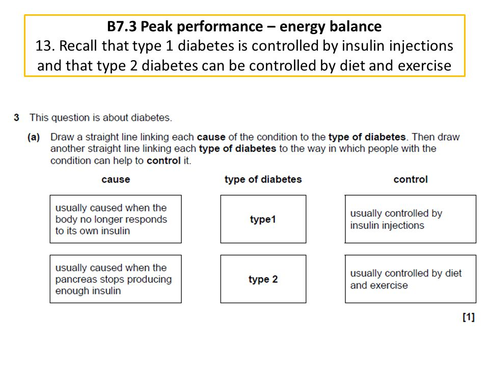 B7. 3 Peak performance – energy balance 13