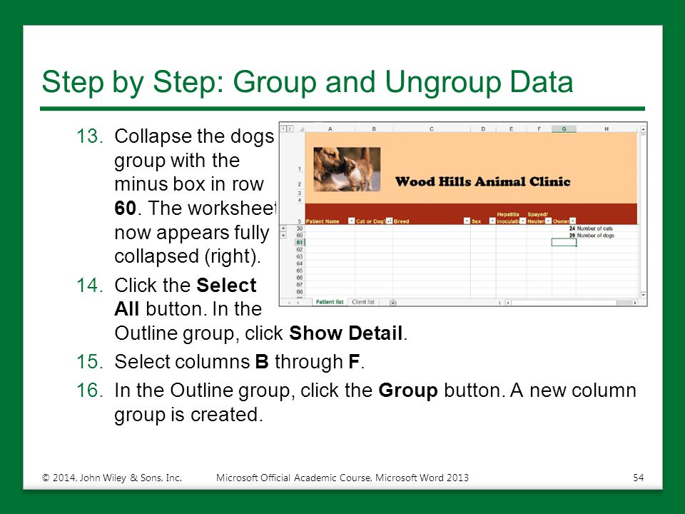 grouped and ungrouped data