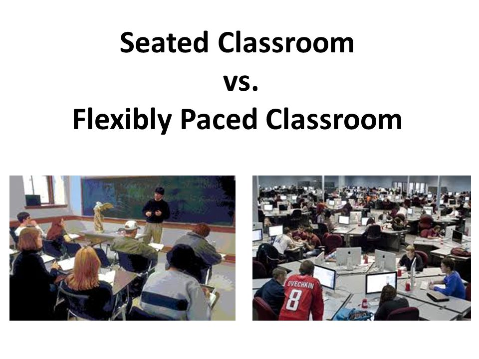 Flexibly Paced Classroom