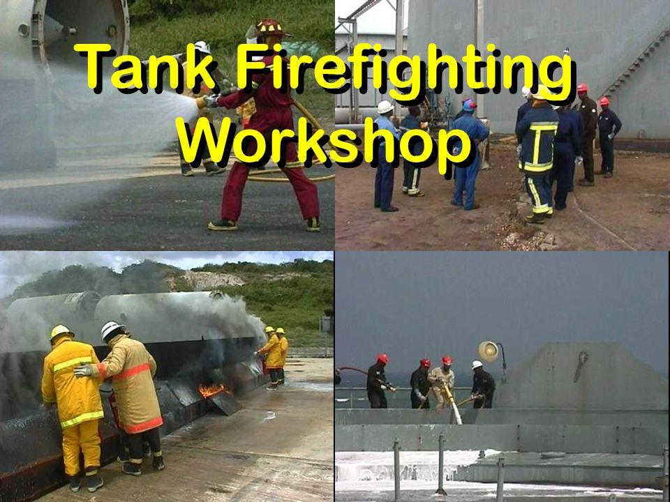 Tank Firefighting Workshop