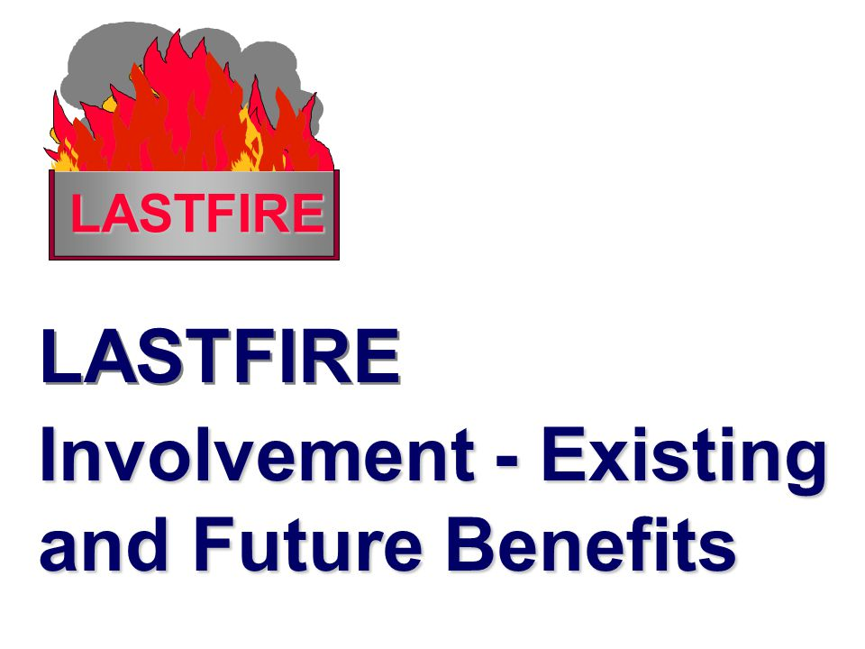 Involvement - Existing and Future Benefits