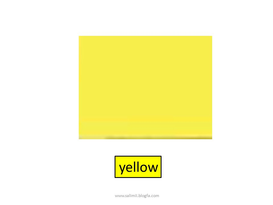 yellow www.salimii.blogfa.com