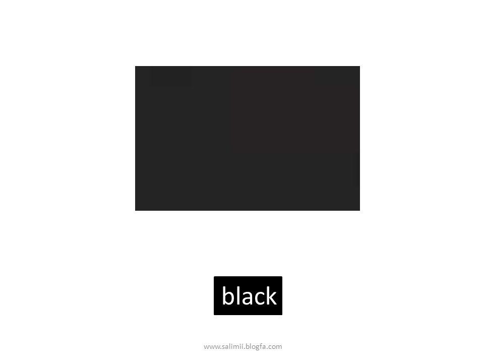 black www.salimii.blogfa.com