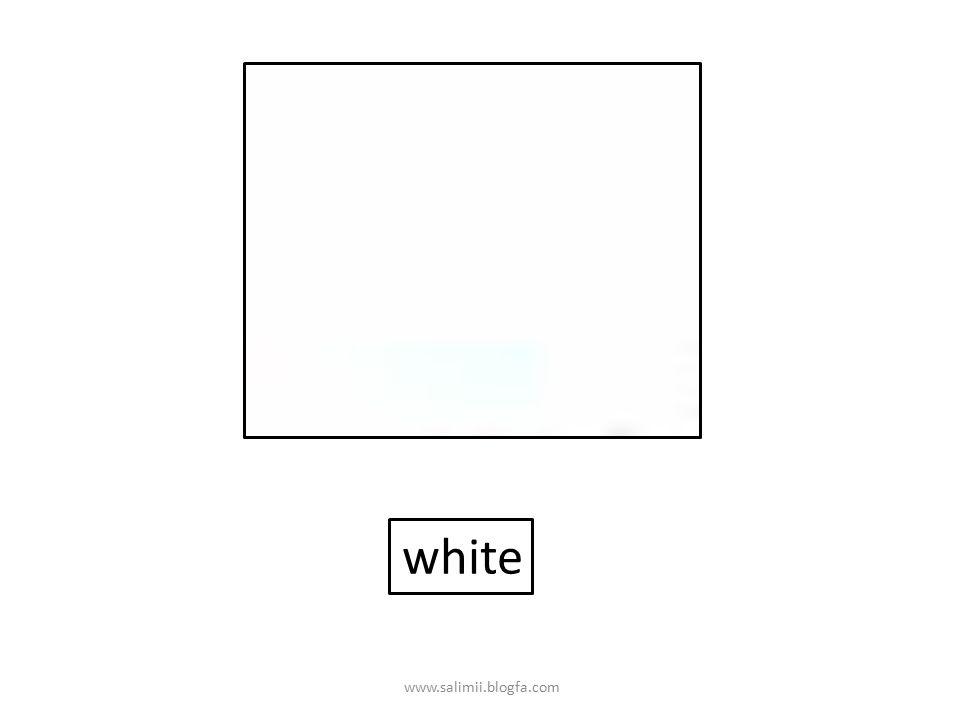 white www.salimii.blogfa.com