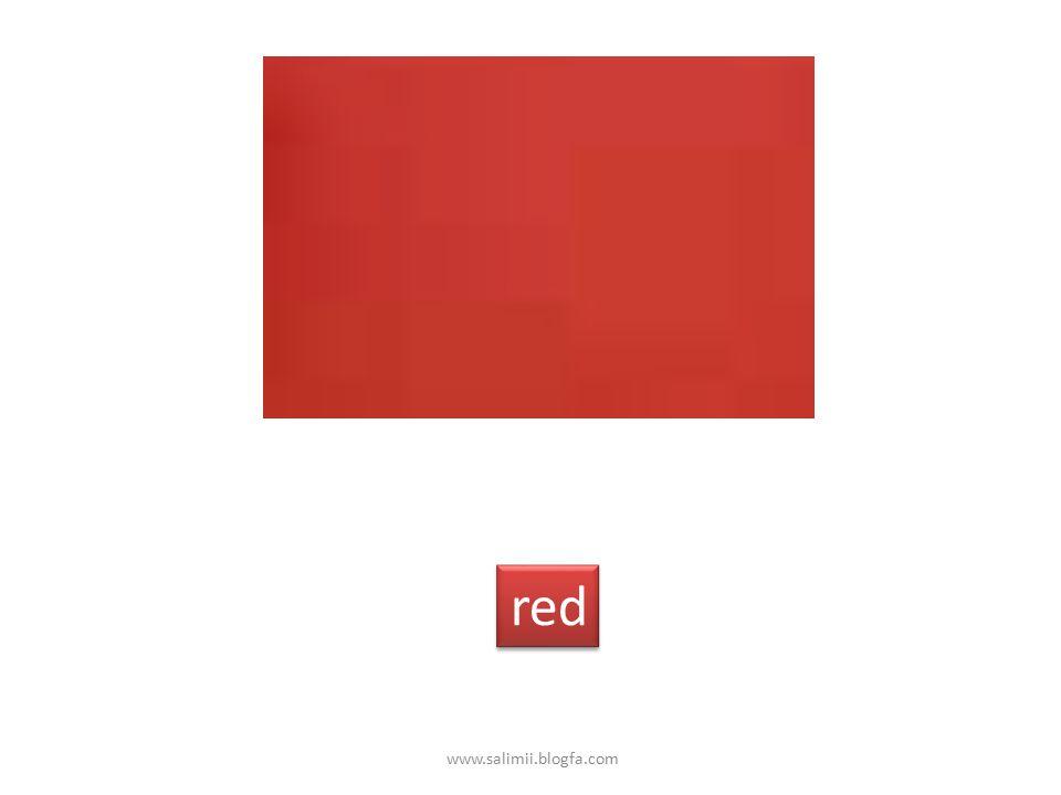 red www.salimii.blogfa.com