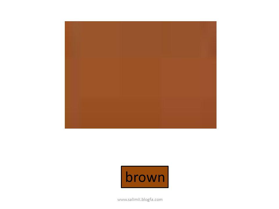 brown www.salimii.blogfa.com
