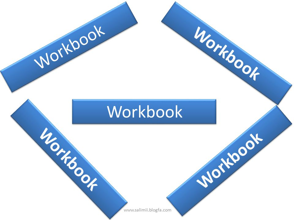 Workbook Workbook Workbook