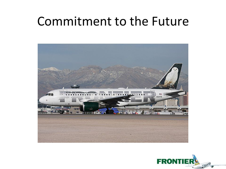 Commitment to the Future