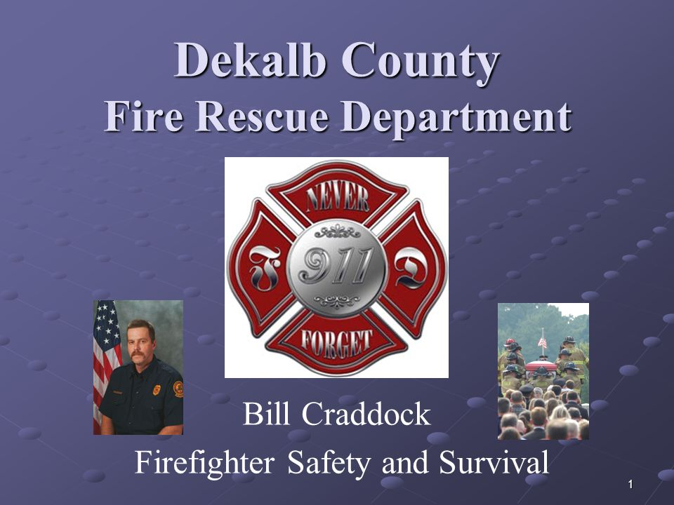 Dekalb County Fire Rescue Department