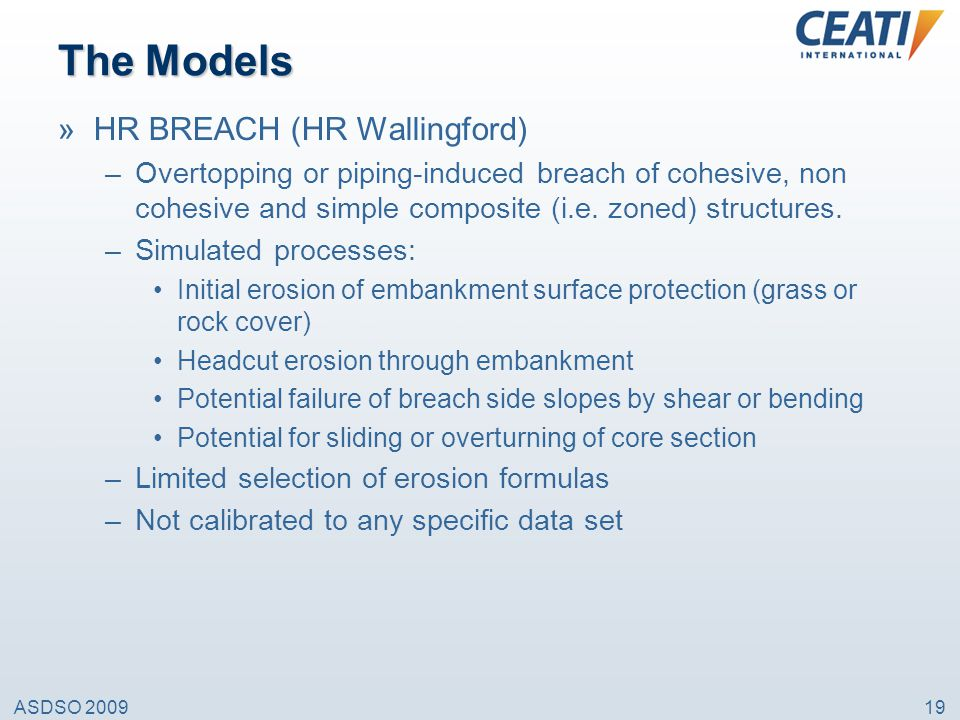 The Models HR BREACH (HR Wallingford)