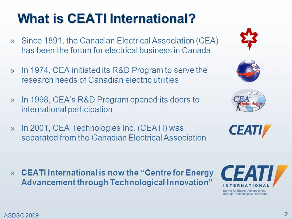 What is CEATI International
