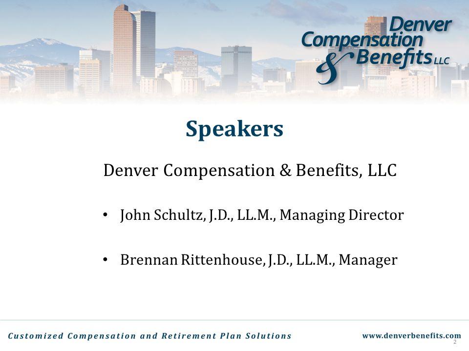 Denver Compensation & Benefits, LLC