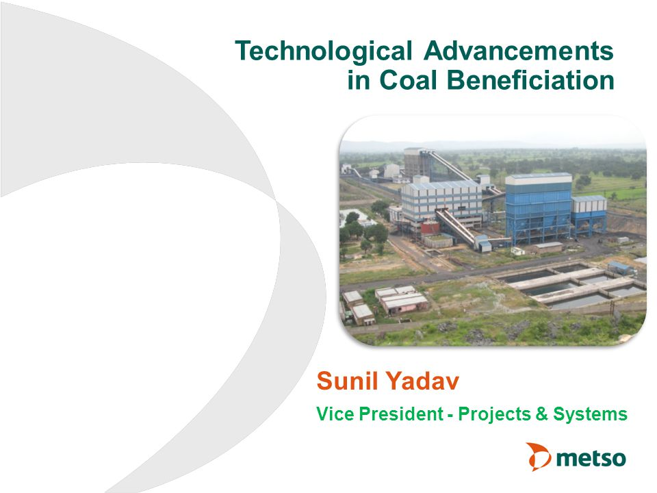 Technological Advancements in Coal Beneficiation