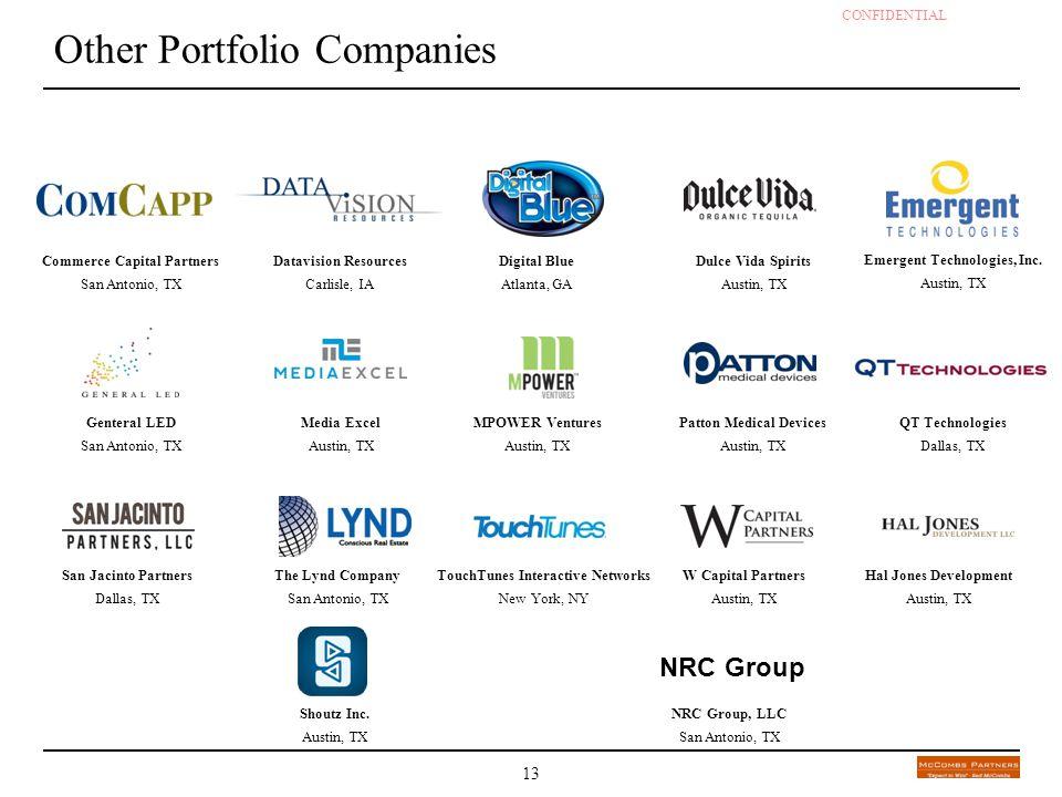 Other Portfolio Companies