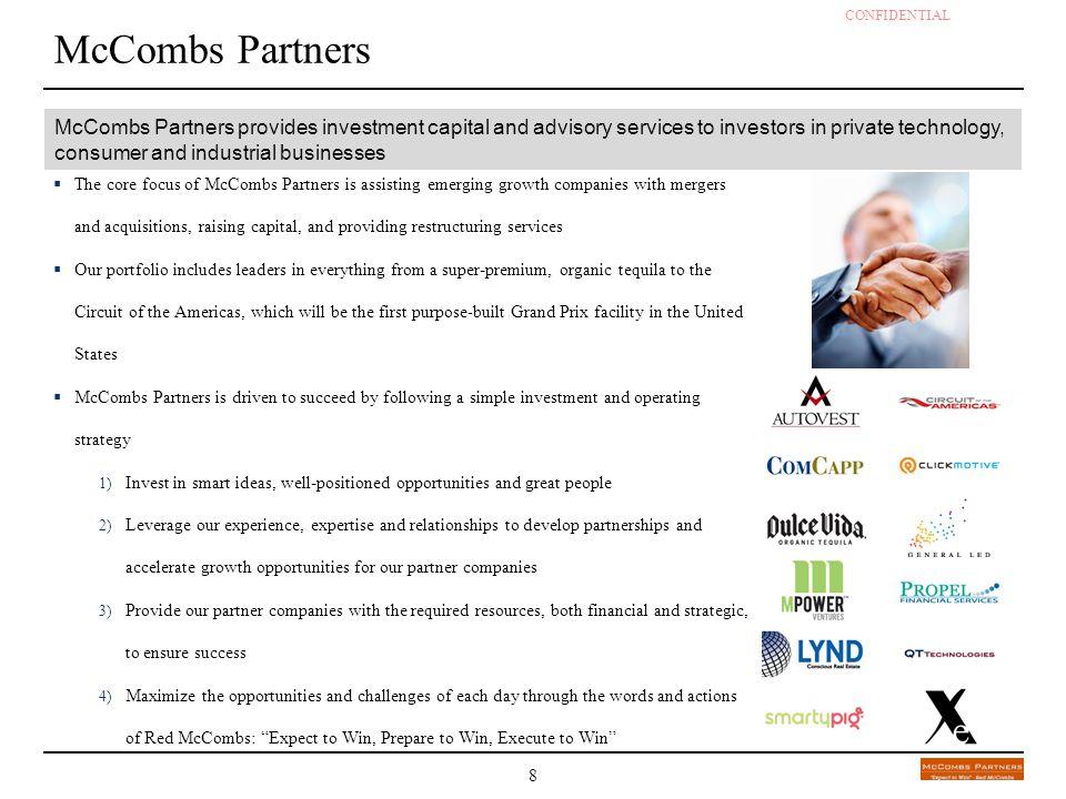 McCombs Partners
