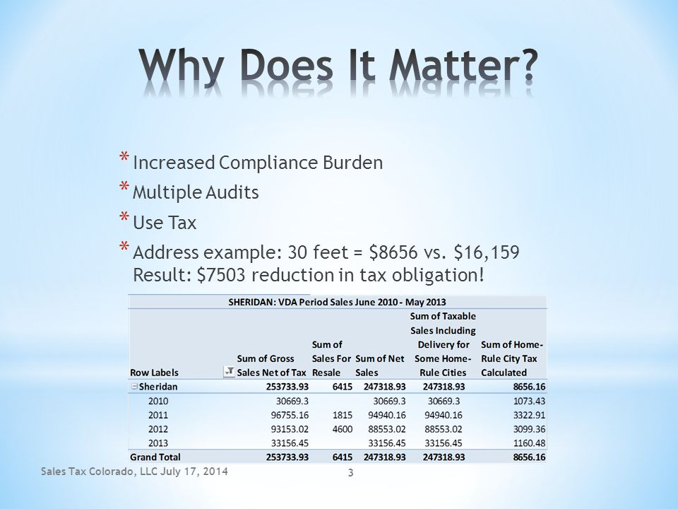 Why Does It Matter Increased Compliance Burden Multiple Audits