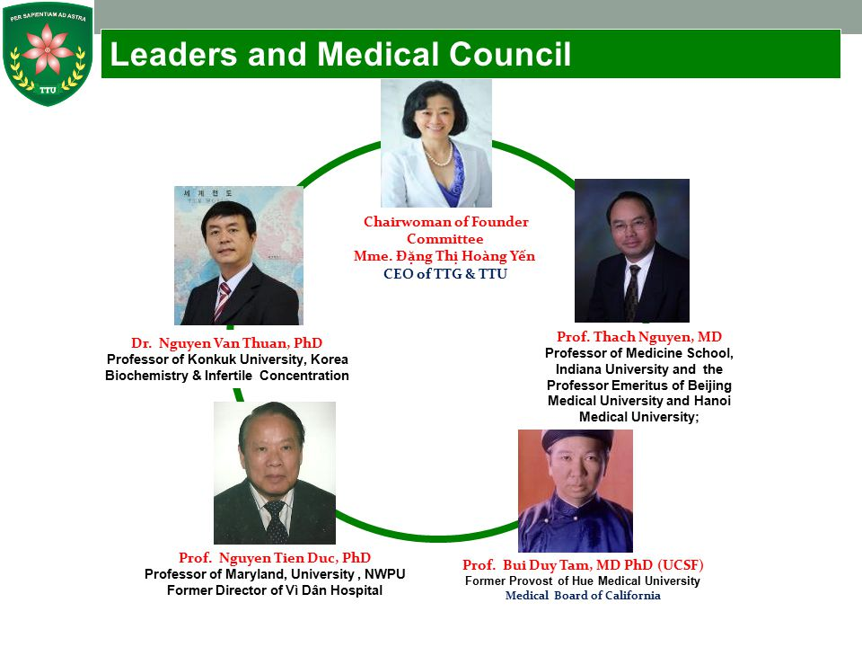 Leaders and Medical Council