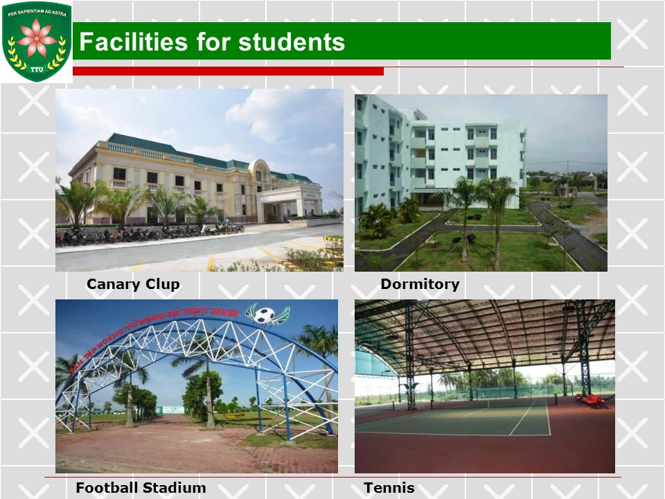 Facilities for students