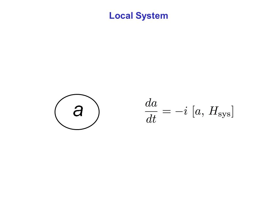 Local System